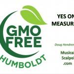Humbolt County GMO-free!