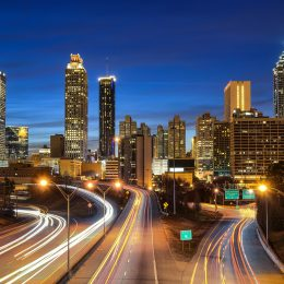 Atlanta the 27th city to commit to 100% renewables.